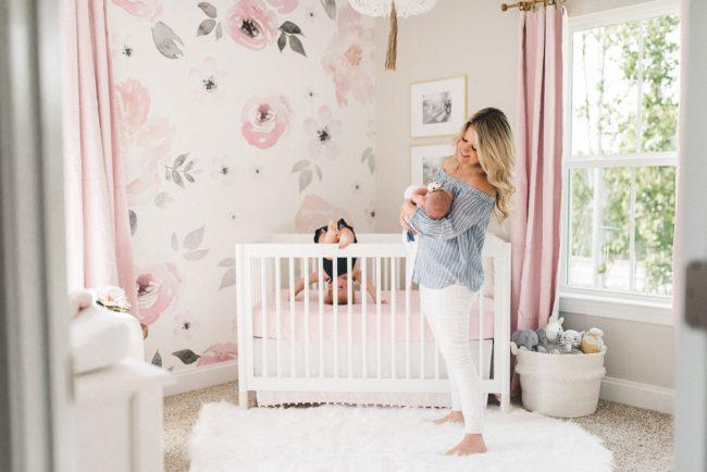 Richmond Virginia Documentary Newborn Photographer