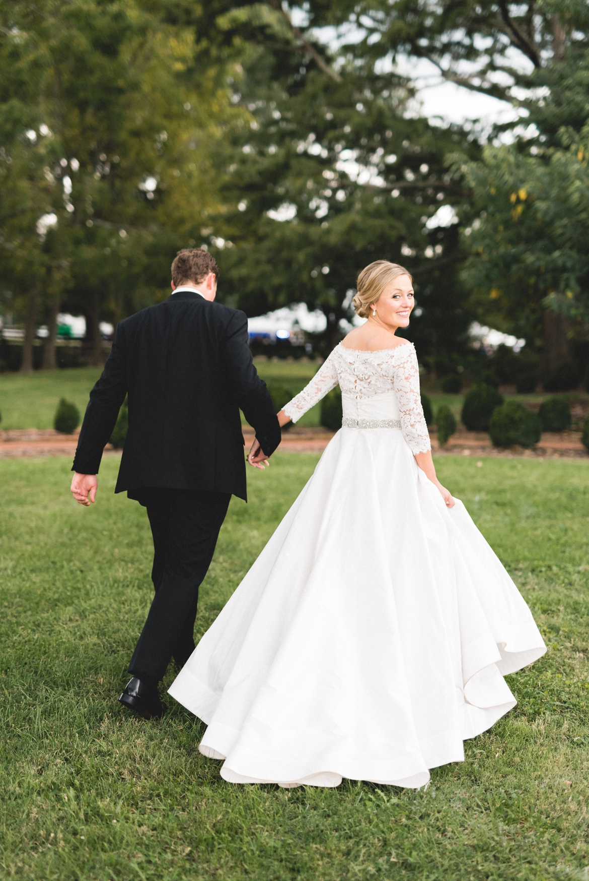 Richmond Virginia Backyard Farm Wedding Photographer