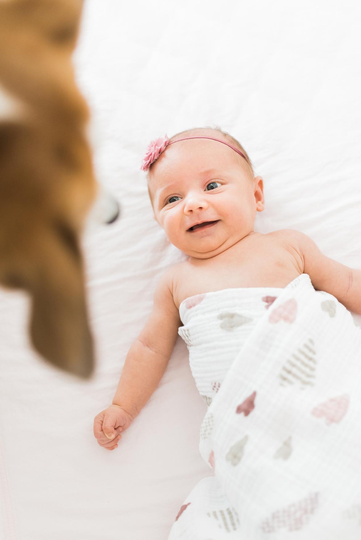 Richmond Virginia Lifestyle Newborn Photographer