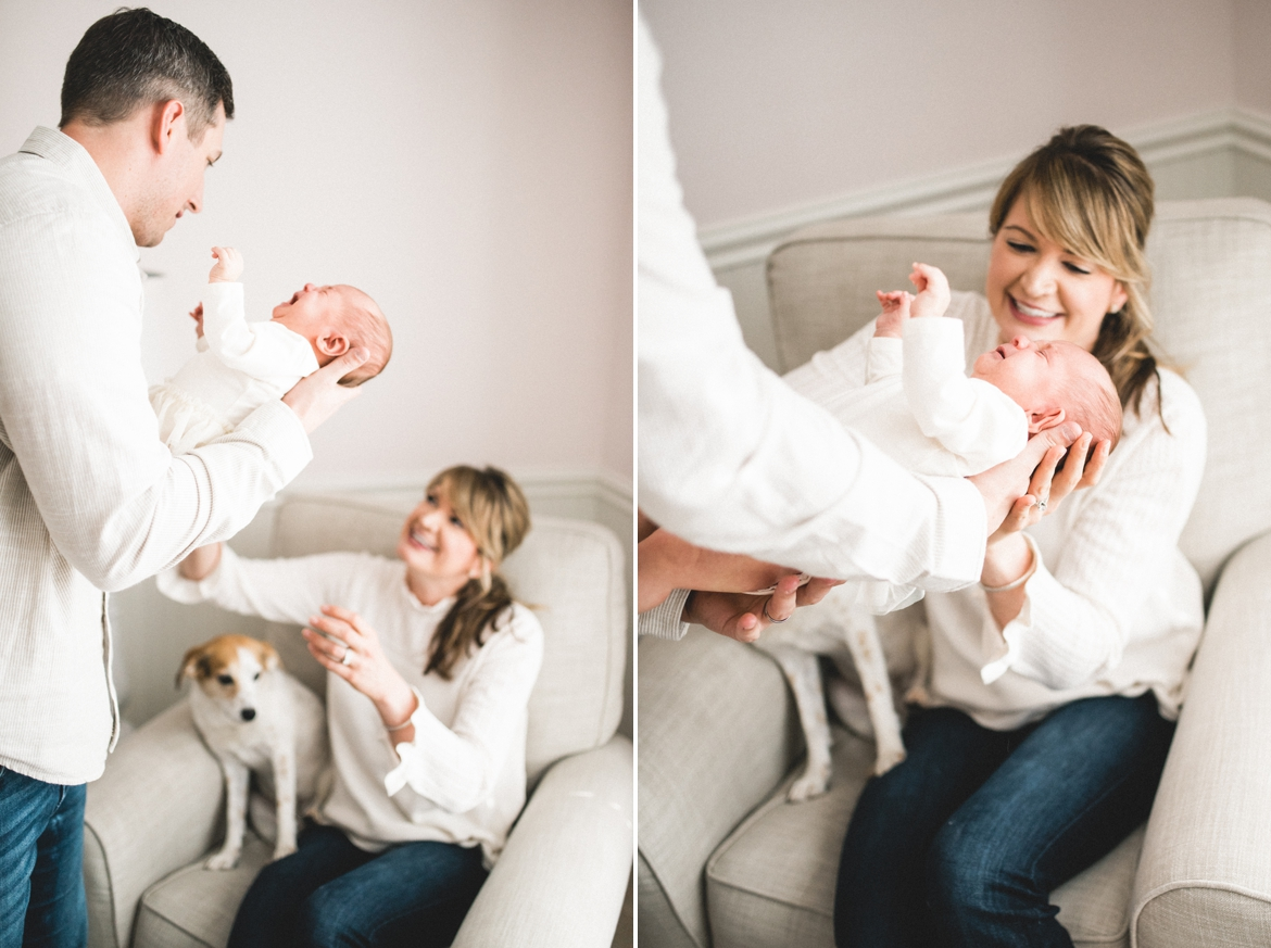Richmond Virginia Lifestyle Family Newborn Photographer