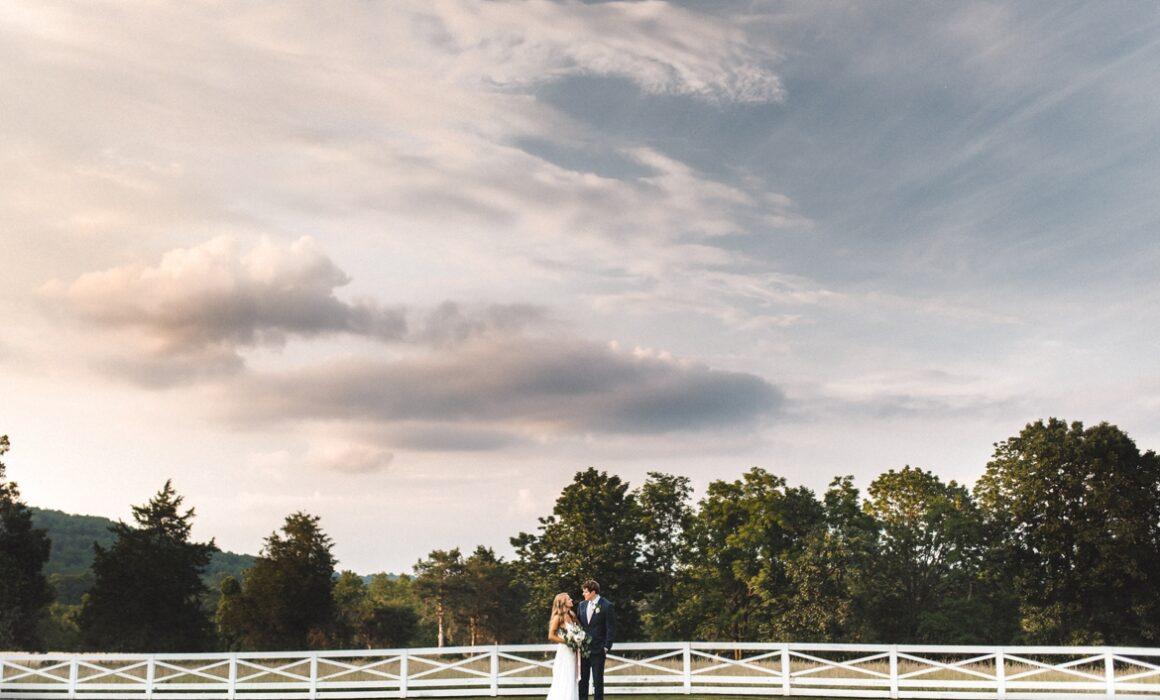 Charlottesville Virginia James Monroe Highland Wedding