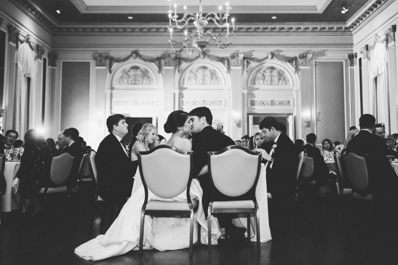 Richmond Virginia Commonwealth Club Wedding Photographer