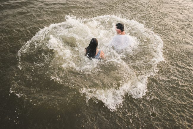 Rappahannock River Virginia Engagement Photographer