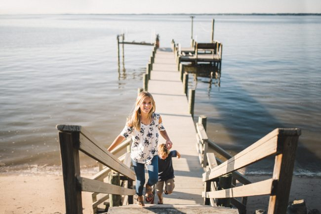 Rappahannock River Virginia Lifestyle Family Photographer