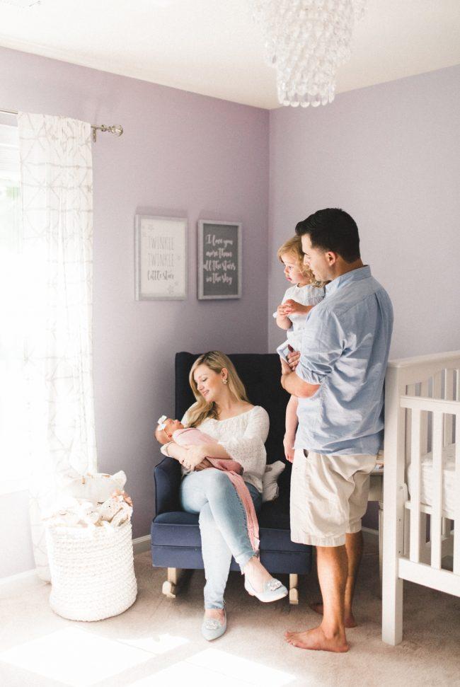 Richmond Virginia Lifestyle Family Newborn Photographer