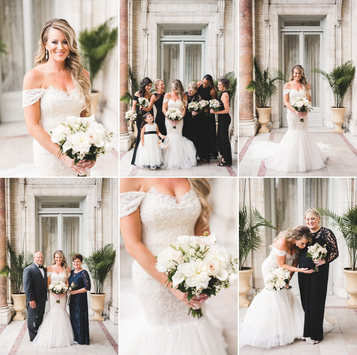 Richmond Virginia Jefferson Hotel Wedding Photographer