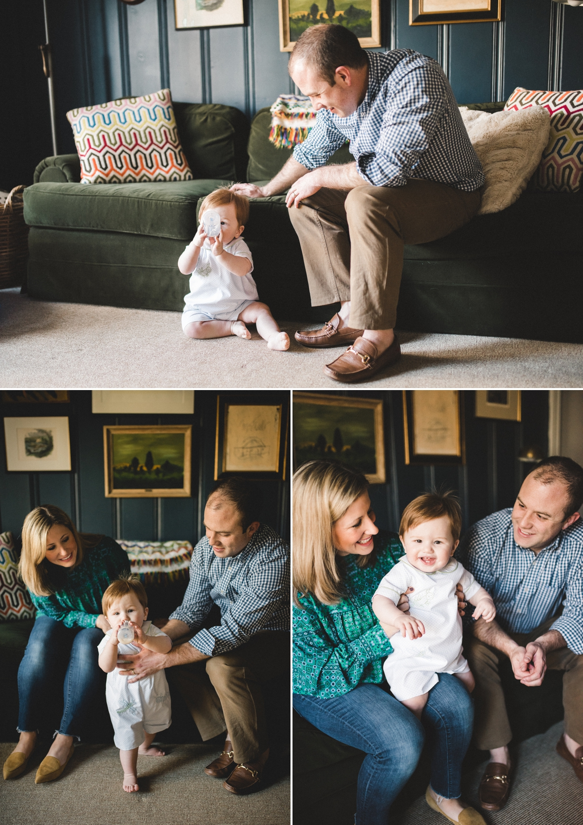 Richmond Virginia Baby Photographer