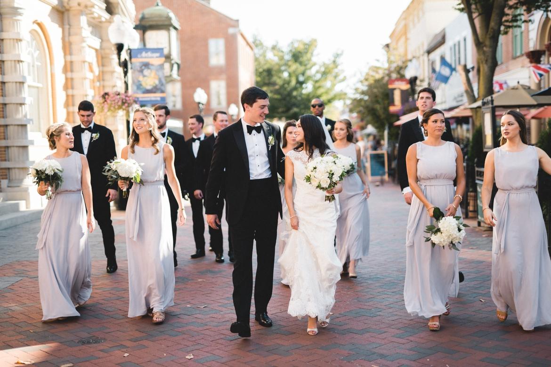Winchester Virginia Documentary Wedding Photographer