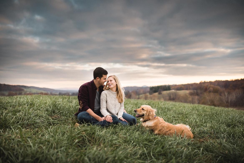 Virginia Wedding Photographer Sky Meadows