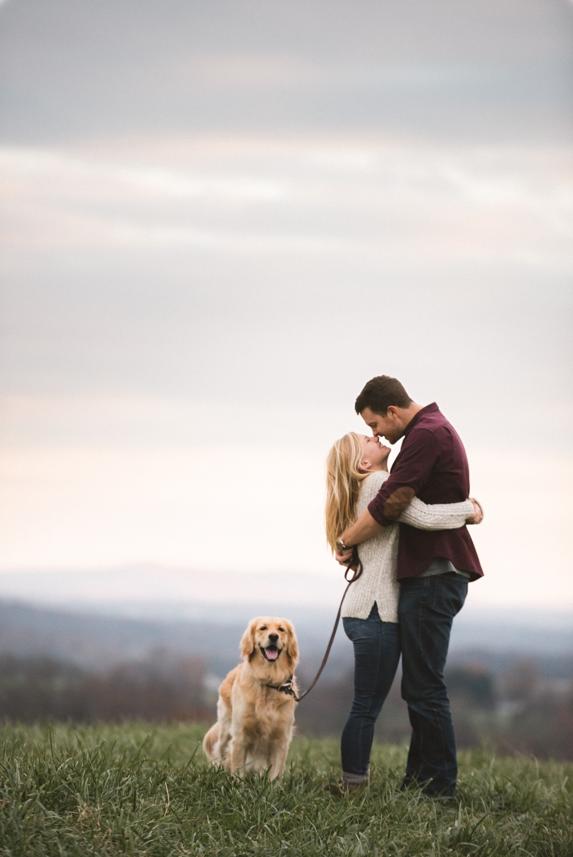 Virginia Wedding Photographer Sky Meadows