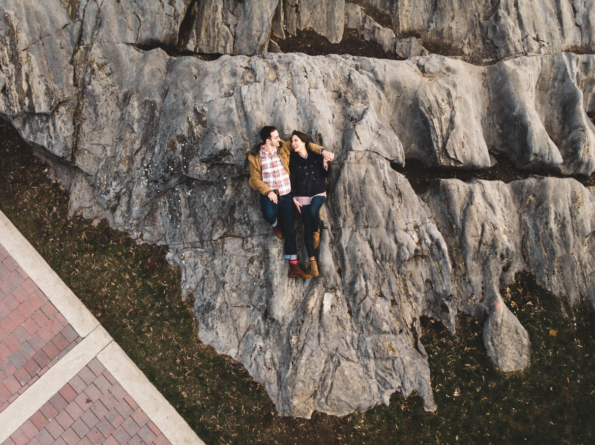 Harrisonburg Virginia JMU Engagement Photographer