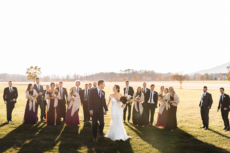 King Family Vineyards Wedding Photographer