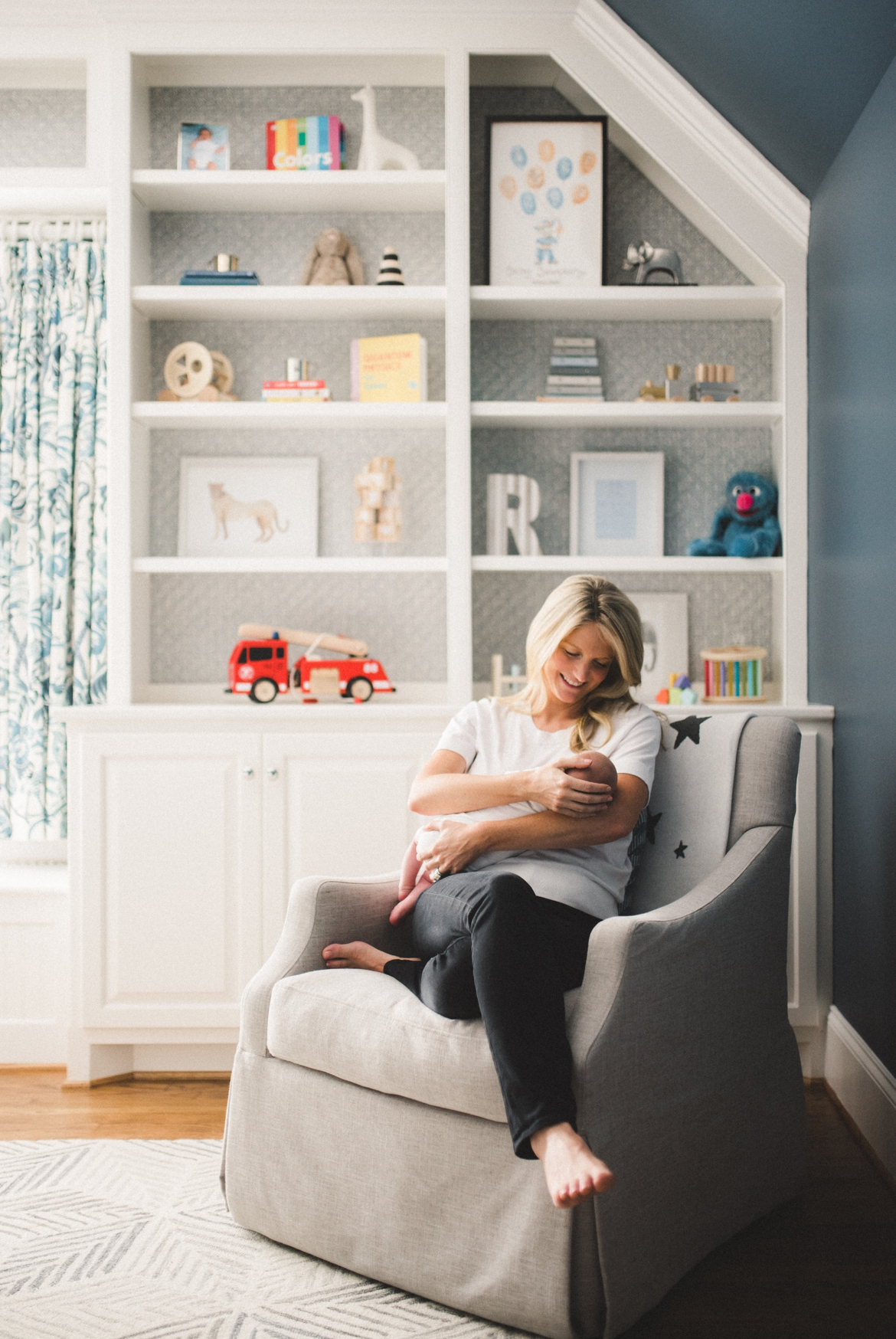 Richmond Virginia Lifestyle Newborn Photographer