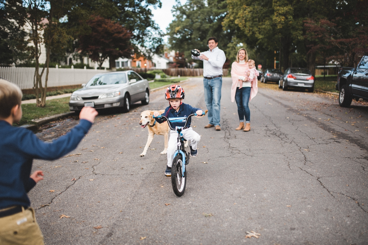 Virginia Documentary Family Photographer