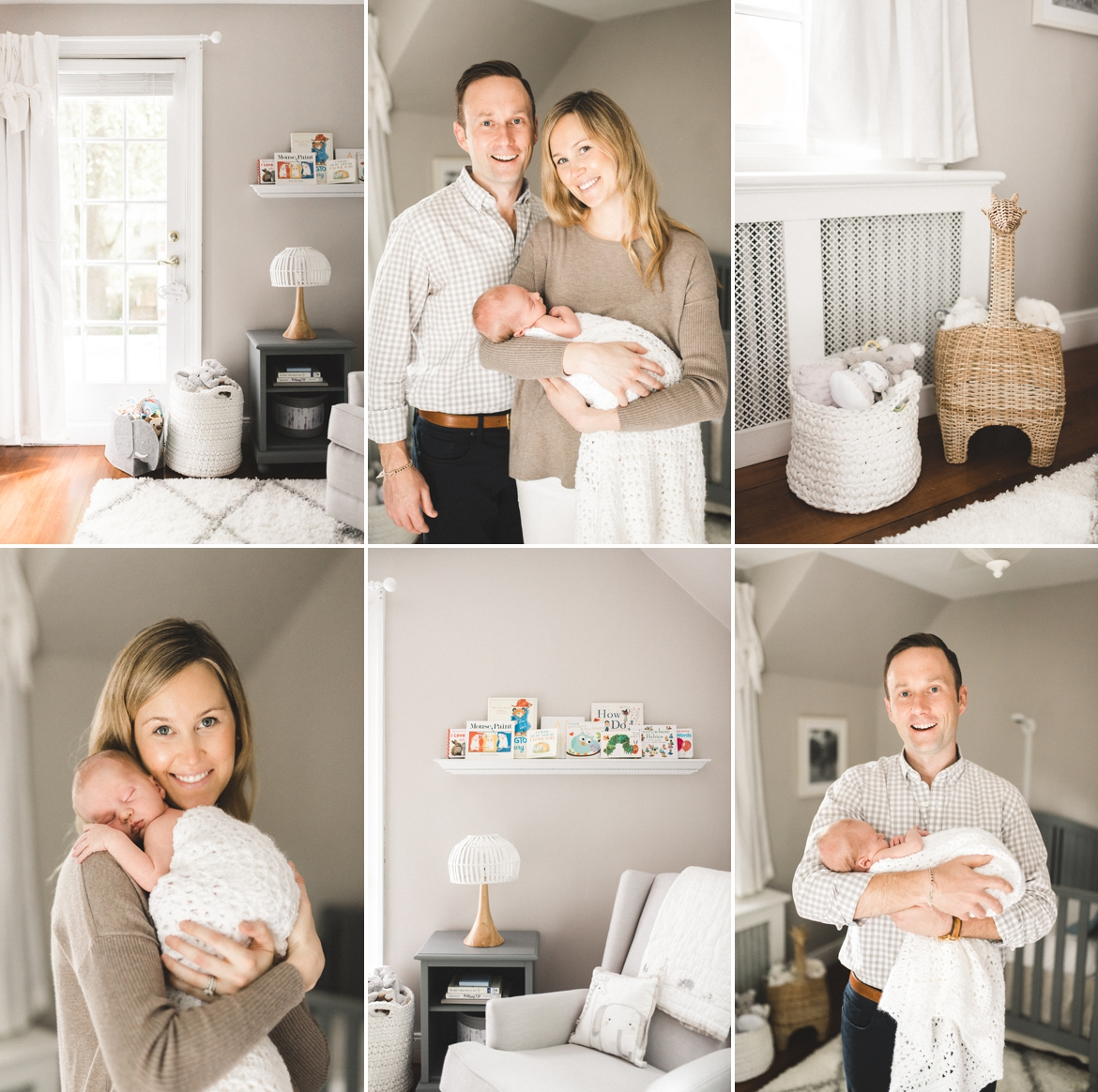 Richmond VA Newborn Photographer Allison Kuhn Creative